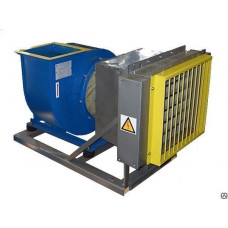 Электрокалориферная установка СФОЦ 25