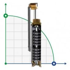 Погружной скважинный насос Panelli 95PR1N12